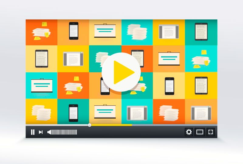 Infographics explaining videos: The world of Infographics (video)